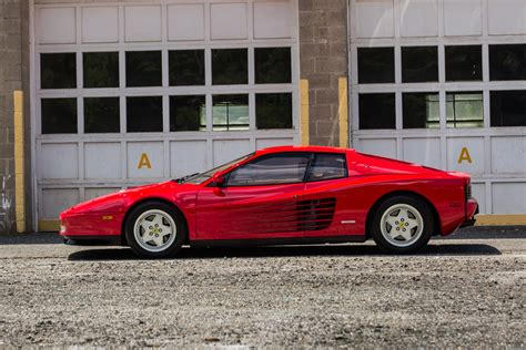 Add to list added to list. Used 1990 Ferrari Testarossa For Sale (Special Pricing)   Legend Leasing Stock #173