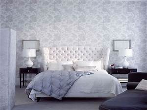 Grey bedroom wallpaper, wallpaper designs for bedrooms ...