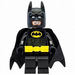 LEGO Batman Movie Figur Uhr 9009327 Kinder Digital Wecker