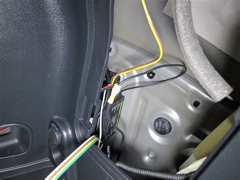 Curt Custom Fit Vehicle Wiring For Toyota Rav