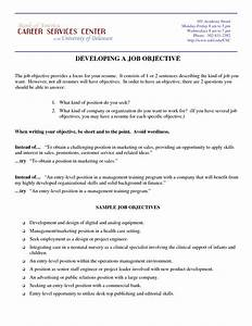Marketing resume objective essayscopecom for Create your resume