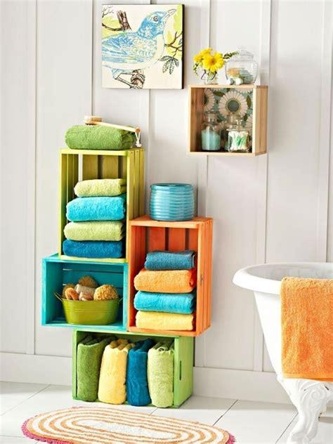 bathroom organization ideas 20 creative bathroom towel storage ideas