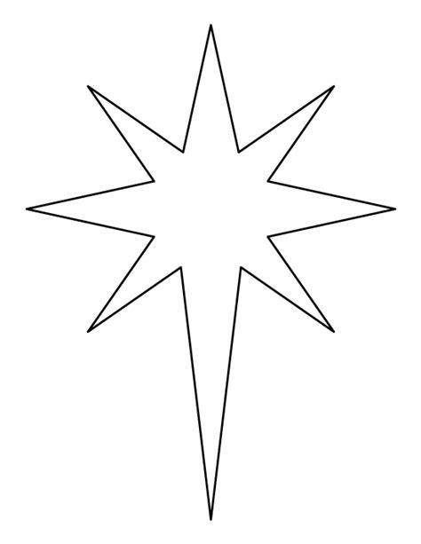 star outline clipartioncom