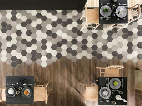 hexagonal wall tiles interiorzine