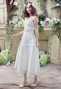 Robe De Mariage Champetre : robe de mari e dentelle bustier champetre ~ Preciouscoupons.com Idées de Décoration