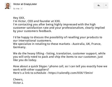 Customer Support Email Template by 10 Secret Ebay Email Templates We Used To Grow Our Ebay
