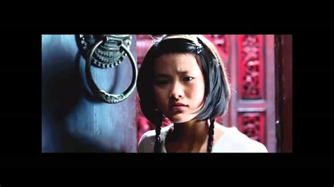 Wenwen Han Karate Kid Hairstyle by Karate Kid Soundtrack 2010 16 Dre S Gift And Apology