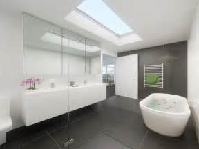 modern bathroom designs modern bathroom design with freestanding bath using