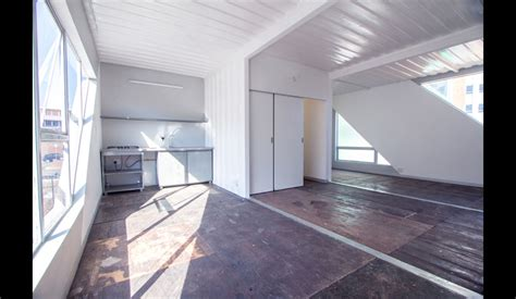 shipping container homes interior a look inside joburg s r4 900 a month container homes