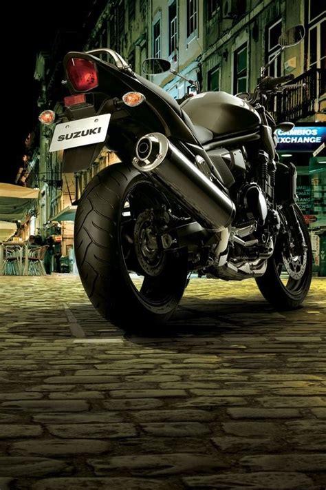 motorbikes suzuki bandit series bike ipad iphone hd