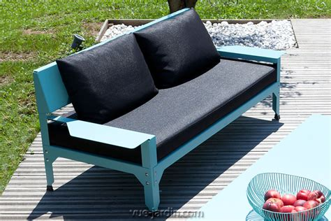 canapé jardin design canap de jardin 2 places design confortable hegoa par