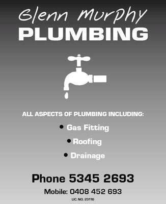 Glenn Plumbing by Glenn Murphy Plumbing Gasfitters Business Tourism