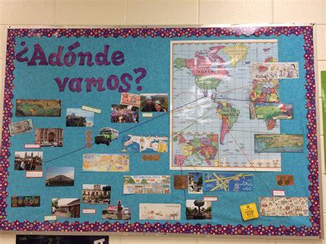 World Language Classrooms