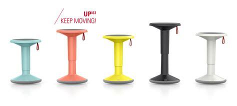tabouret de bureau ergonomique upis1 keep moving
