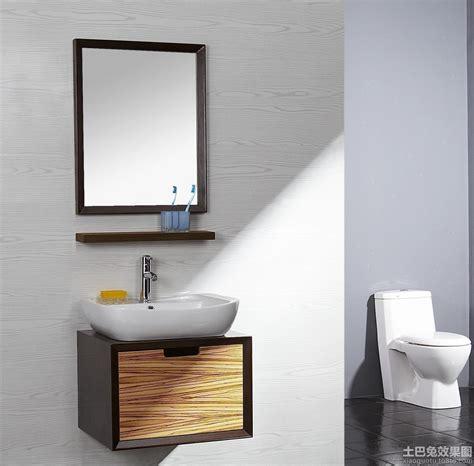 wall vanity cabinet 卫生间台盆柜图片欣赏 土巴兔装修效果图