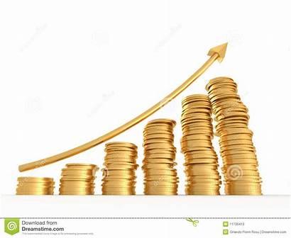 Profit Money Illustration Progress