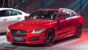 2016 Jaguar XE arrives in Malaysia, priced from RM340k to