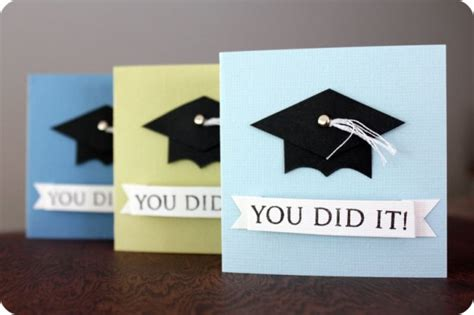 phd congratulations card 25 diy gifts for grads