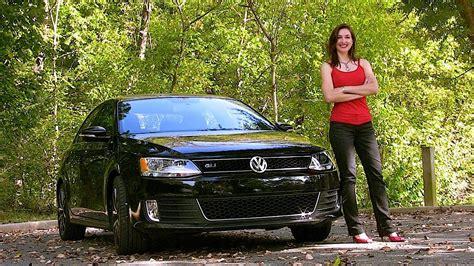 vw jetta gli test drive car review  roadflytv