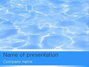 download free blue water powerpoint template for With microsoft com powerpoint templates
