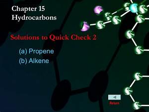 C15 Hydrocarbons