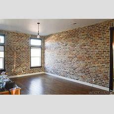Installing Brick Veneer Inside Your Home • Vintage Revivals