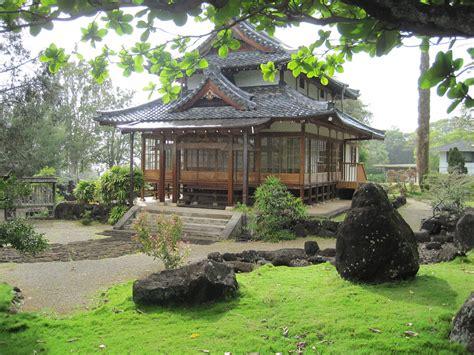 japanese tea house tenri cultural center honolulu flickr