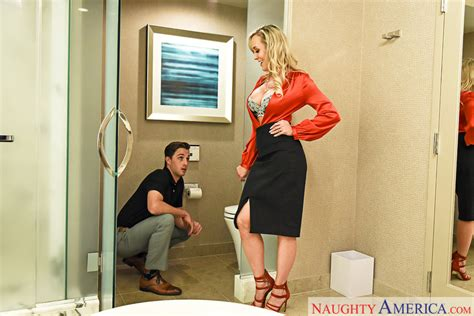Brandi Love And Lucas Frost In Seduced By A Cougar Naughty