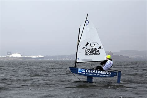 Optimist Boat by The Optimist Dinghy Proves It Can Fly Sspa