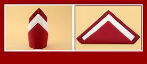 Papierservietten Falten Anleitung : papierservietten falten silvester ~ Frokenaadalensverden.com Haus und Dekorationen
