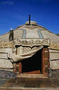Yurts, Mongolian yurt and Stock photos on Pinterest