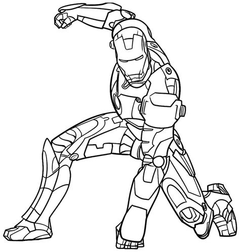 ironman coloring pages  coloring pages