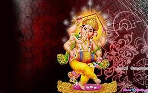 1280x800 Lord Ganesha