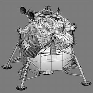 Lunar Lander Blueprints - Pics about space