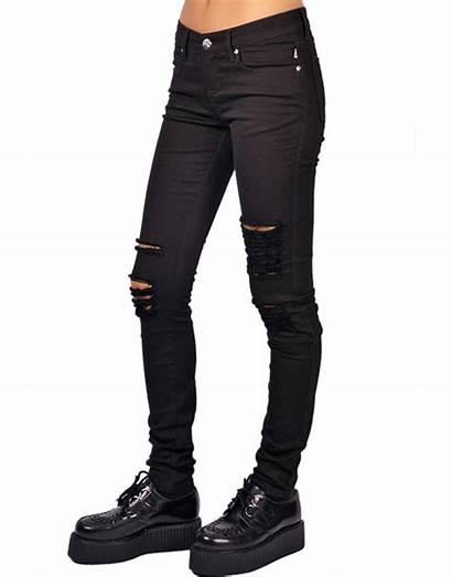 Jeans Outfits Tripp Killstar Trash Trippnyc Skinny