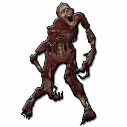 HL2 Fast Zombie | GameBanana Sprays