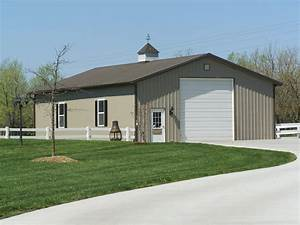 Steel building kits what you need to know for Best built metal buildings