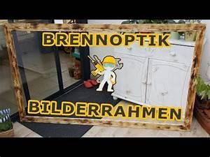 Bilderrahmen Selbst Bauen : bilderrahmen selber machen holzbrennoptik do it alone yourself anleitung new hd ~ A.2002-acura-tl-radio.info Haus und Dekorationen
