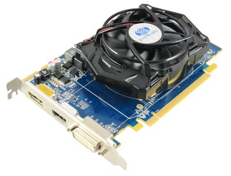Sapphire Radeon Hd 5670 Pcie Graphics Video Card 512mb Dp