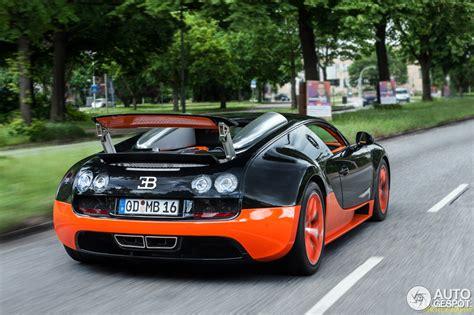 bugatti veyron  grand sport vitesse  june