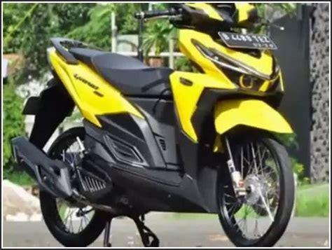 Modifikasi Vario 150 Exclusive by Gambar Modifikasi Honda Vario 150 Esp Exclusive Cantik