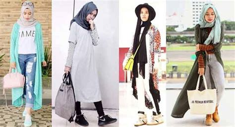 tips hijab  traveling  simple  tetep kece
