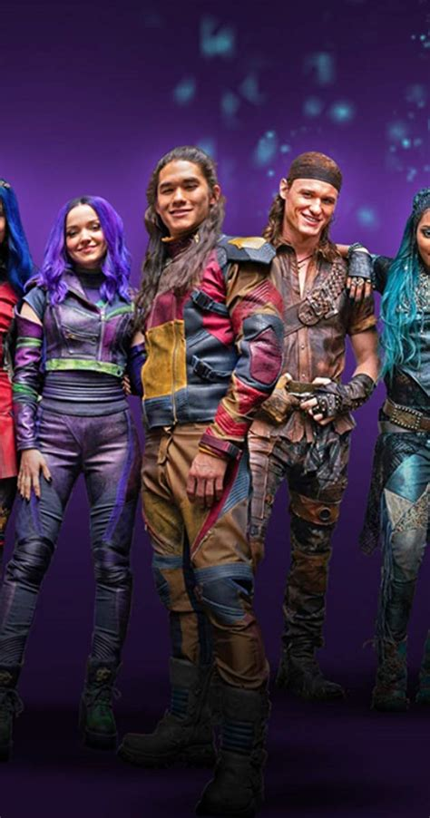 descendants tv