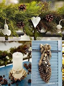 Basteln Mit Tannenzapfen Weihnachten : tannenzapfen deko basteln dekorieren greenvirals style ~ Frokenaadalensverden.com Haus und Dekorationen