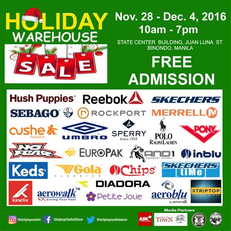 striptop outlet store holiday warehouse manila bazaars