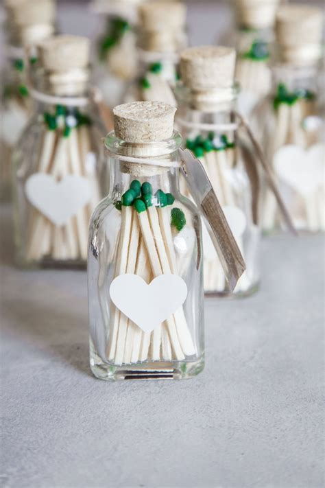 Wedding Favors by Wedding Matches Diy Wedding Favors Platings Pairings