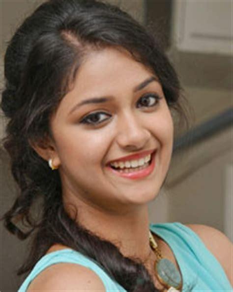 actress keerthi suresh birthday date upcoming movie releases keerthi suresh keerthy suresh