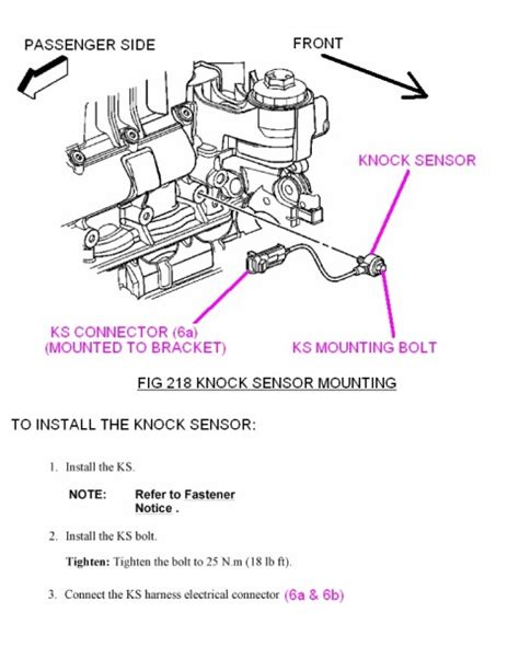 Hhr Drivetrain Diagram by How To Change 2008 2 2l Knock Sensor Chevy Hhr Network