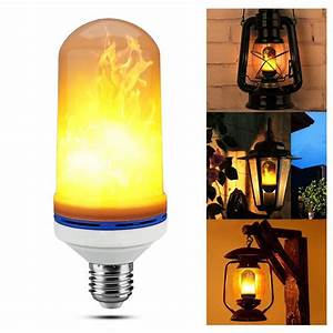 New, Led, Flame, Light, 6w, Flickering, Fire, Lamp, Display, Flam6w, U2013, Uncle, Wiener, U0026, 39, S, Wholesale