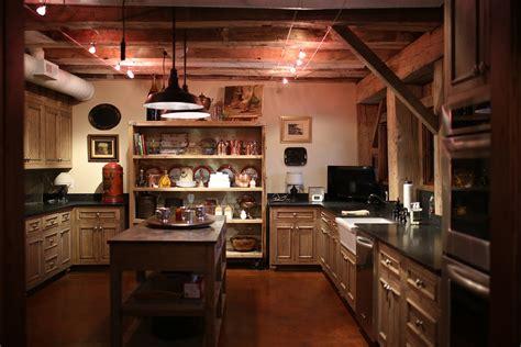 kitchen   rusty mount vernon barn company